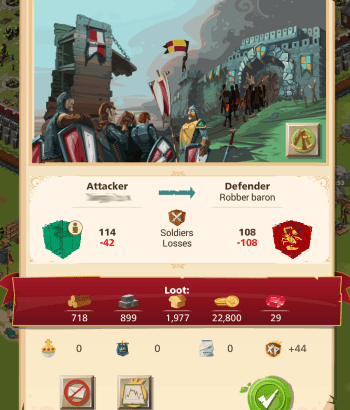 Empire: Four Kingdoms - Alternate Coin Resource