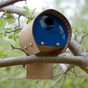 A house for the birds.