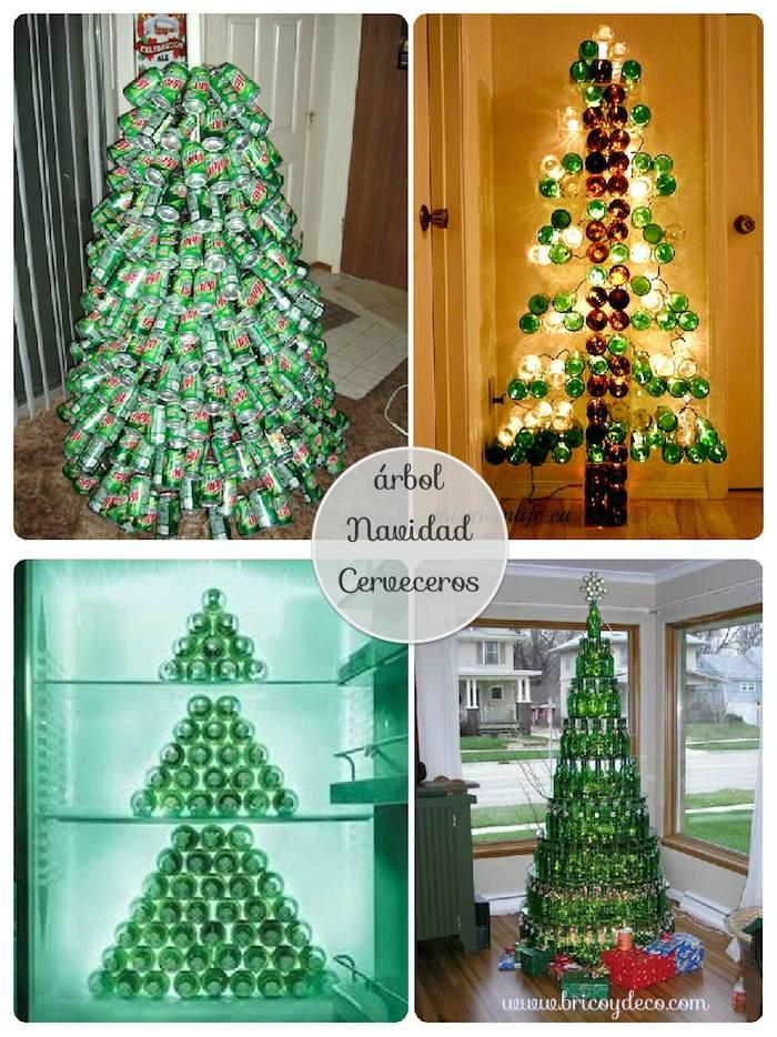 40 rboles de navidad originales y diferentes - Arboles de navidad diferentes ...
