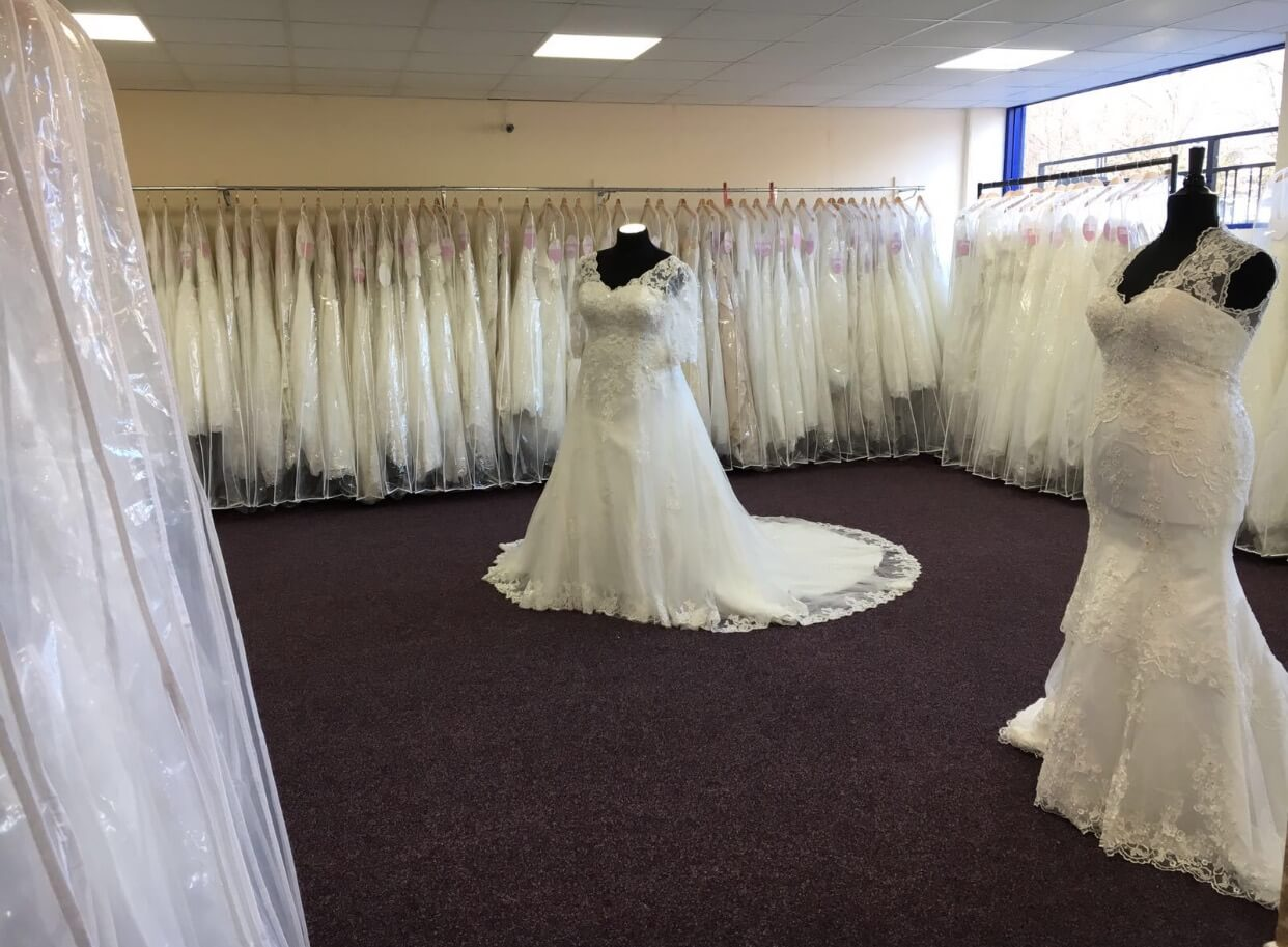 stockport outlet shop wedding dresses