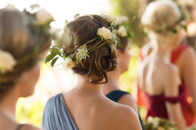 How to Wear a Bob for your Wedding   Bridal Bobs   Bridal Musings Wedding Blog 27