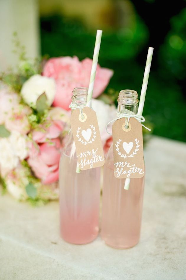 Cute Cocktails | Wedding Ideas | Bridal Musings Wedding Blog 5
