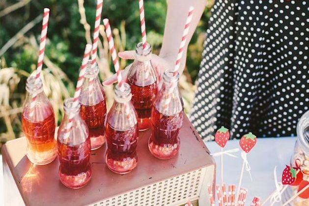 CUTE COCKTAILS: 18 IDEAS TO WOW YOUR WEDDING GUESTS FROM THE VERY FIRST SIP