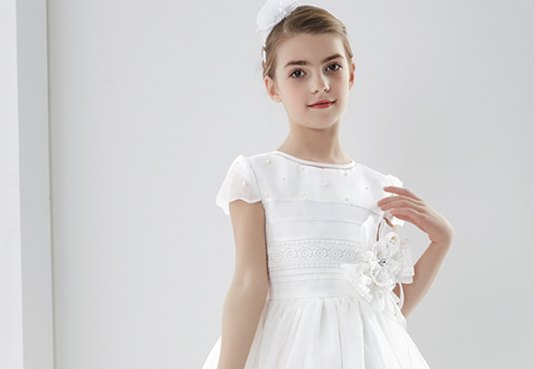 The best dresses for first communion