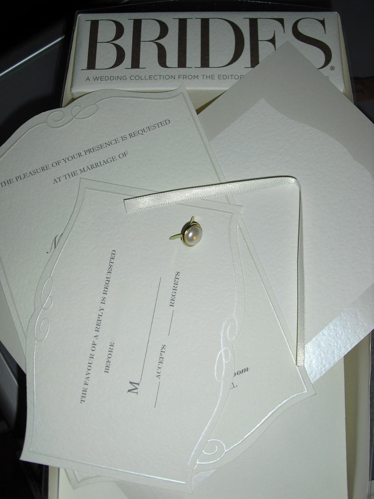 one wedding invitation kit three wedding invitations wedding invitation kit When considering
