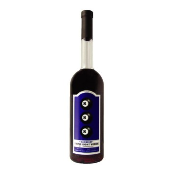 Triple Eight Blueberry Vodka