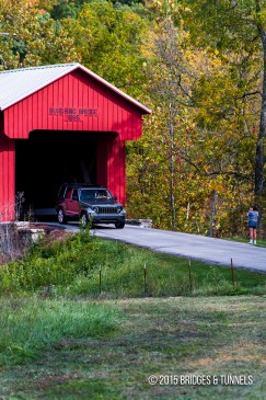 Busching Covered Bridge