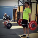 Hex Dead Trap Bar Deadlift Bridgetown Barbell Club