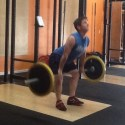 Clean Pulls Bridgetown Barbell Club Olympic Weightlifting for Sports Performance Portland OR