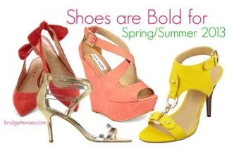 Bold Shoes