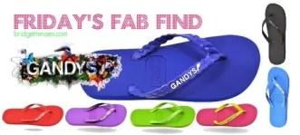 Gandys Flip Flops