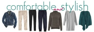 Comfortable and Casual Fashion