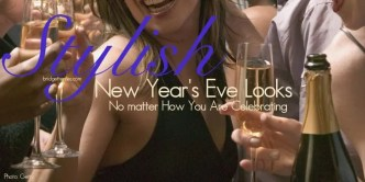 Stylish New Year's Eve Outfits