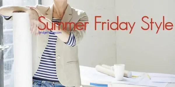summer fridays