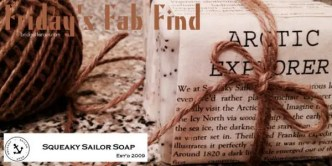 Squeaky Sailor Soap