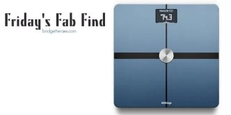 Withings Body Analyzer Scale