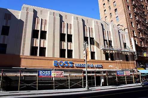 A new Ross is coming to Broadway near 7th Street with an anticipated opening in spring