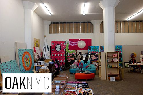 OAK NYC will be opening a 2,200 square foot flagship store on the ground floor of the Sparkle Factory along Broadway