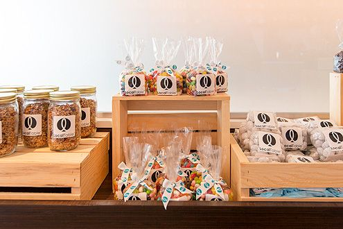 Local Table branded products include sweets to go (Photo: Hunter Kerhart)