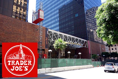 "Rumor Mill: Trader Joe's ""Confirmed"" for The Bloc in Downtown LA"