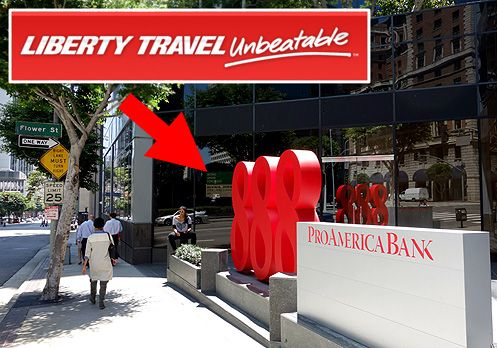 A new Liberty Travel hyperstore inspired by Apple stores is slated to open early next year in Downtown LA's Financial District