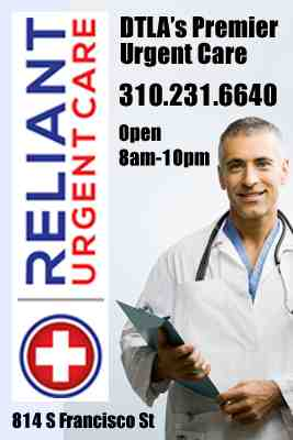 New Urgent Care in DTLA!