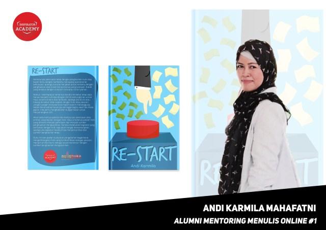 Poster Andi Karmila Mahafatni