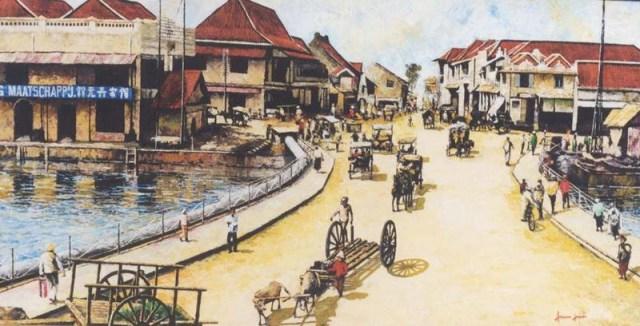 Pecinan Surabaya