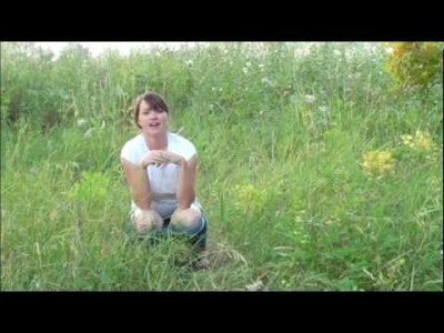 How to Pee Outside - A Video Tutorial for Women and Girls - Bring The ...