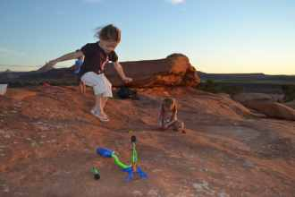 Canyonlands toys
