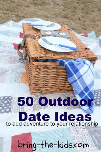 outdoor date ideas