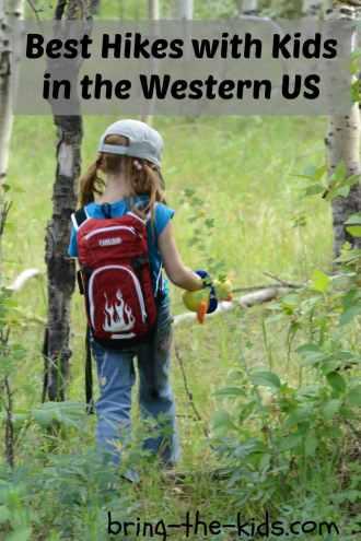western us hikes
