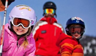 Gearing Up for Ski Season Family Style