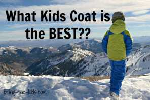 What Kids Coat is the BEST???