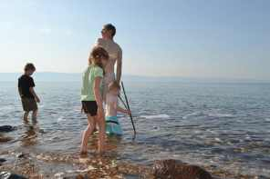 Why I hated the Dead Sea, and my kids never want to go back!