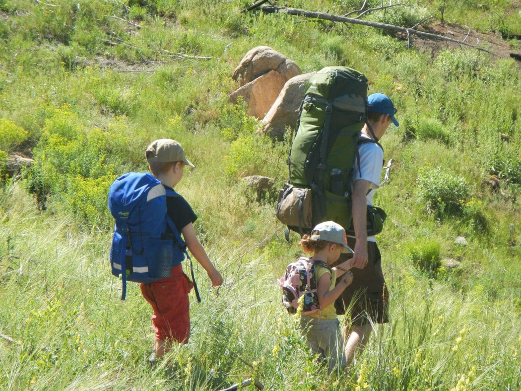 Backpacking with a Preschooler: The Do's and Don'ts ...