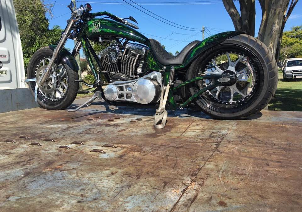Chopper Green