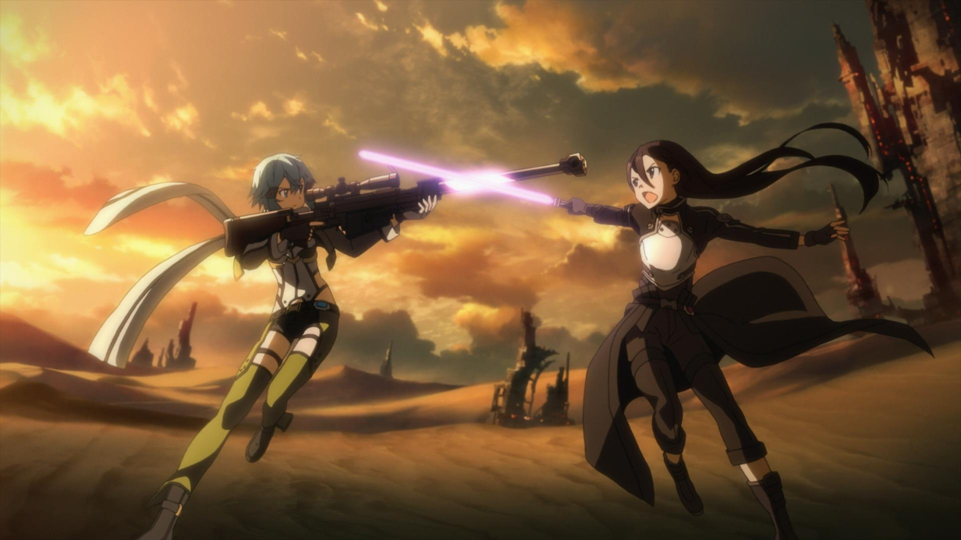 Sword Art Online II     Too Many Words  neko raws Sword Art Online II   NCOP BD  1080p