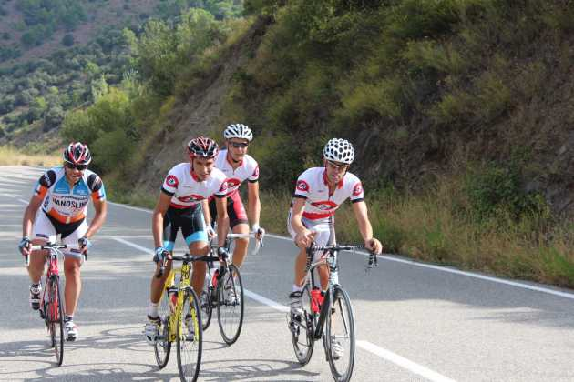 The Cycling Costa Daurada guides and locals keep you on the right track