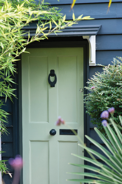 Improve your kerb appeal with a transformed front door