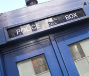 Doctor Who Car Tour of London [Unofficial]