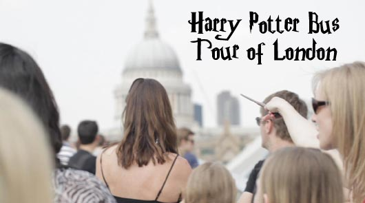 Harry Potter Tour London!