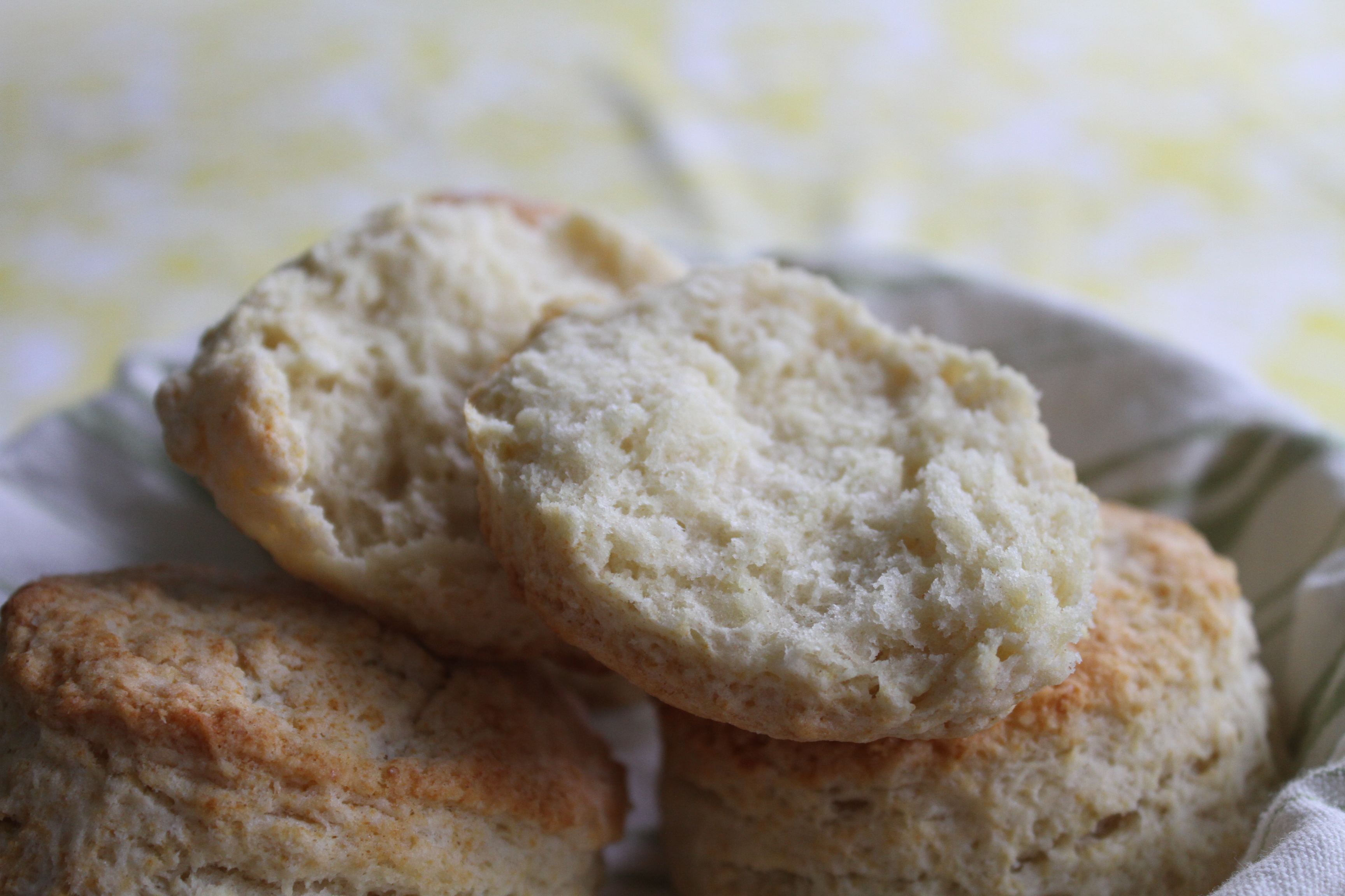 Classic Buttermilk Biscuits - Brittany's Pantry : Brittany's Pantry