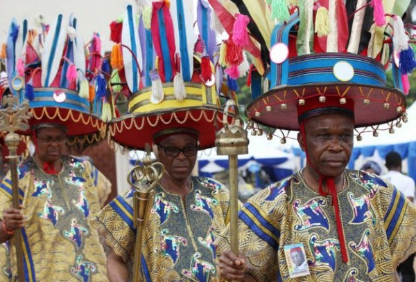 Achebe funeral 29