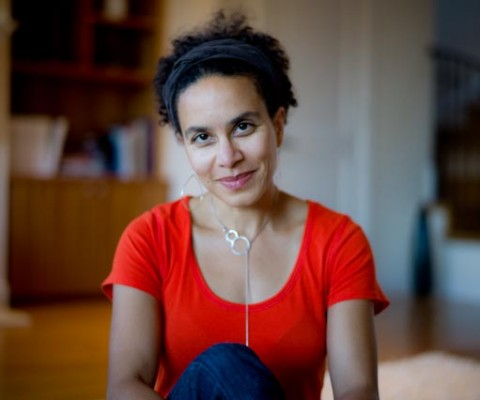 Sarah Ladipo Manyika. Author of Independence. Angola/Nigeria