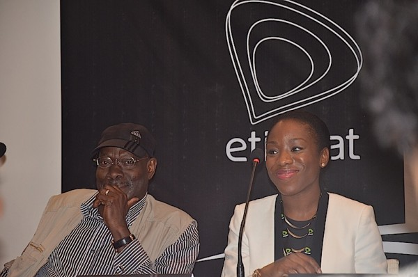 Kole Omotosho and Ebi Atawodi