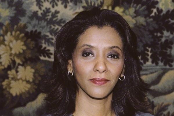NPG x128292; Zeinab Mohammed-Khair Badawi by Cinnamon Heathcote-Drury