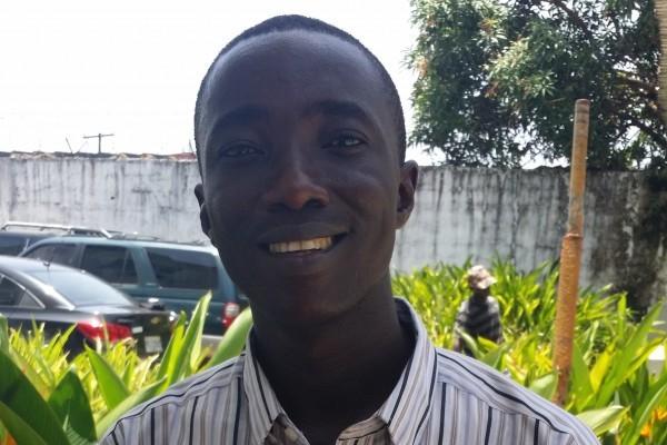 Saah Millimono, Author of Boy Interrupted