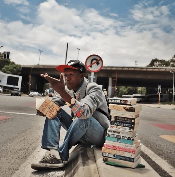 Philani-pavement-bookworm