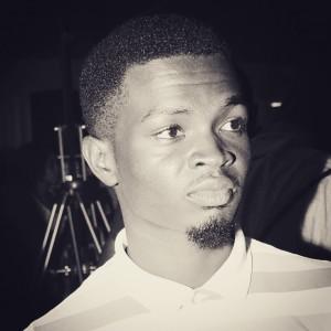 Portrait - Olayinka